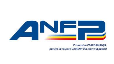 Concursuri instititutii publice ANFP